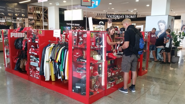 code promo 890fe 8d726 Puma outlet | Burgas Airport